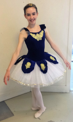 Sarah - Soloist Ballet