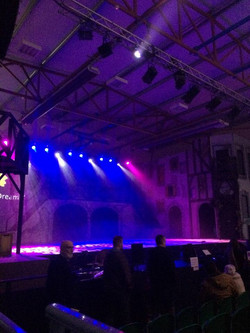 Our Amazing Stage