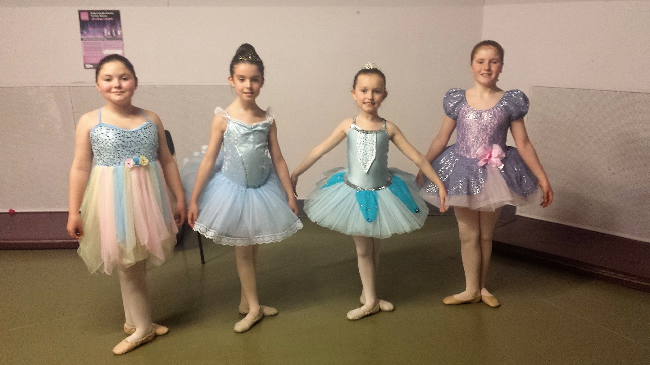 Under 9yrs Ballet Soloists