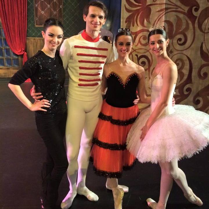 Dancing with Oxana Kardash & Ivan Mikhalev