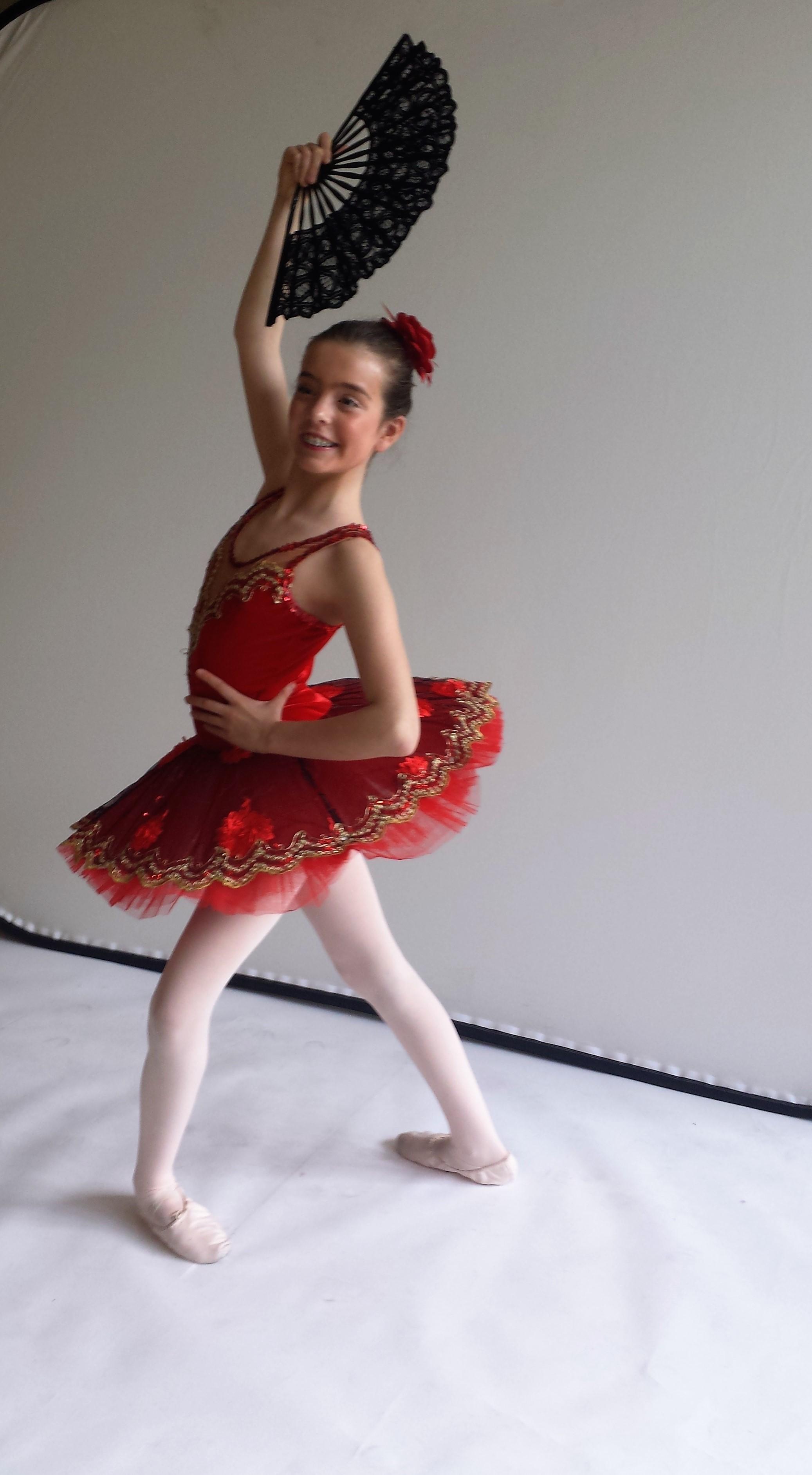 Soloist Ballet Spanish