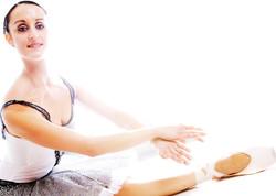 Rebecca Flynn Classical Pose