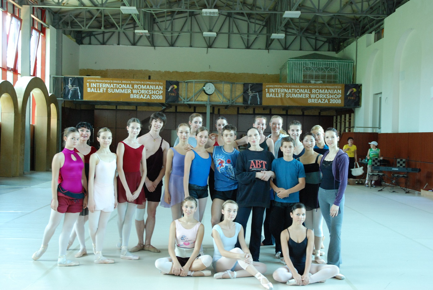 Ballet School - Romania Summer Workshop