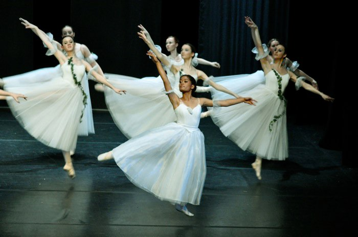 Giselle on National Tour