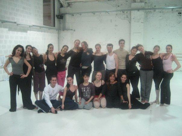 Salzburg Ballet Academy 2007 -2008