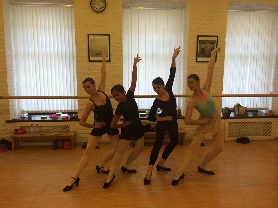 Russian Character Dance Class