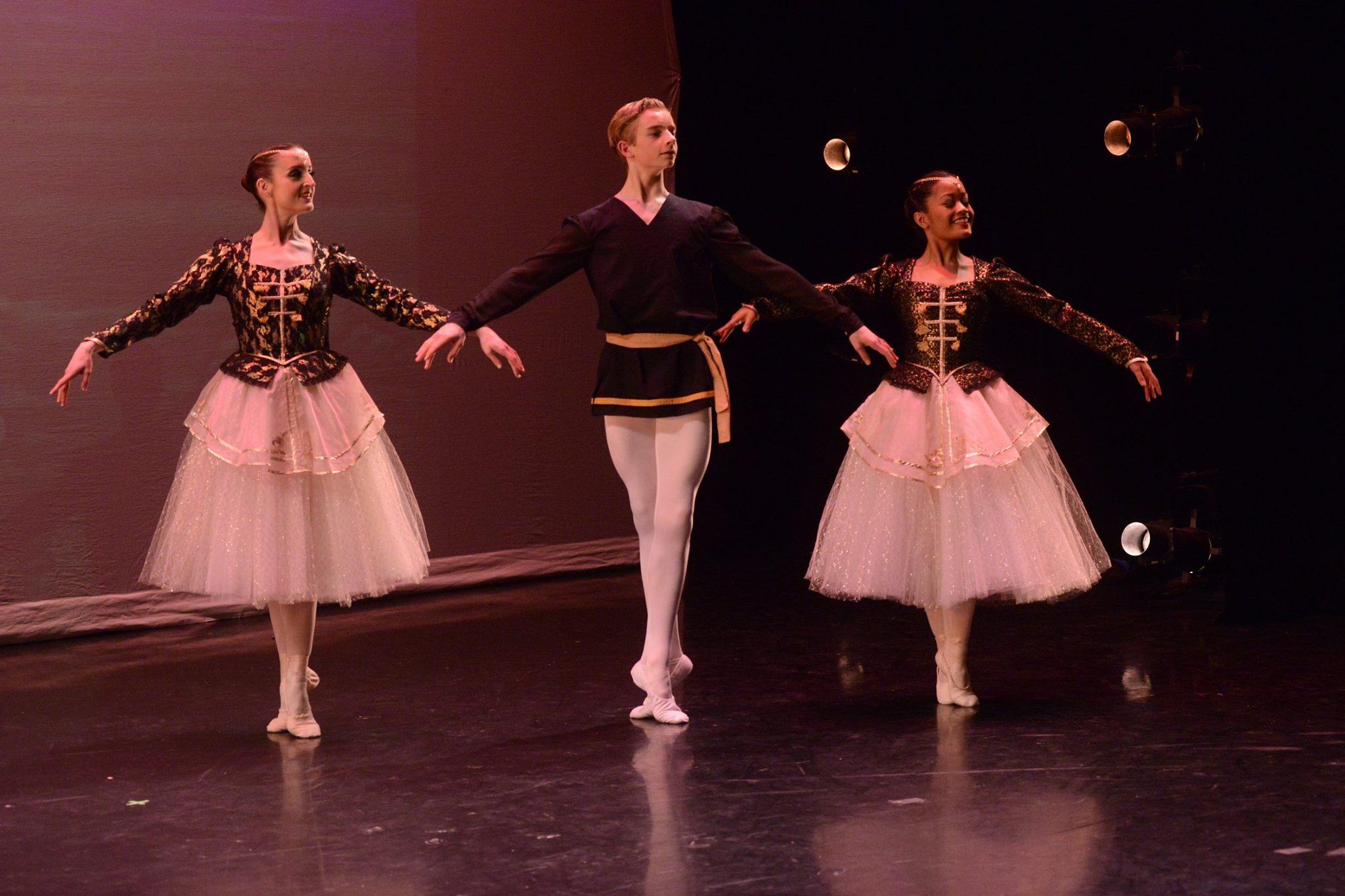 Rebecca FLynn, Aran Bell and Olga Gargan New York City 2014