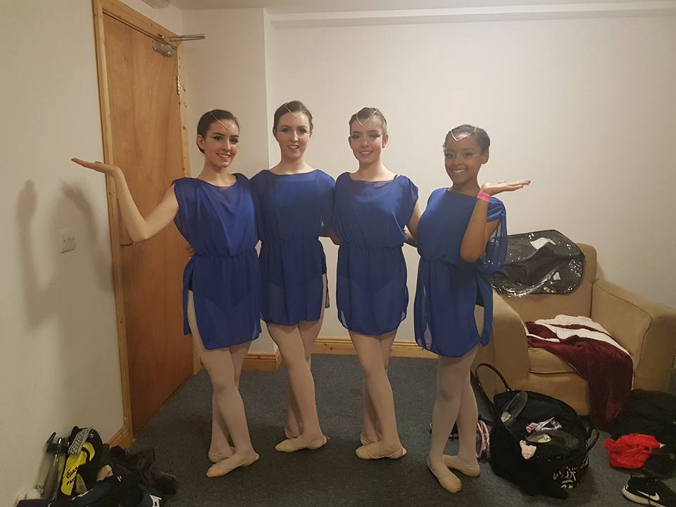 Arabian Ballet Group 1st Place
