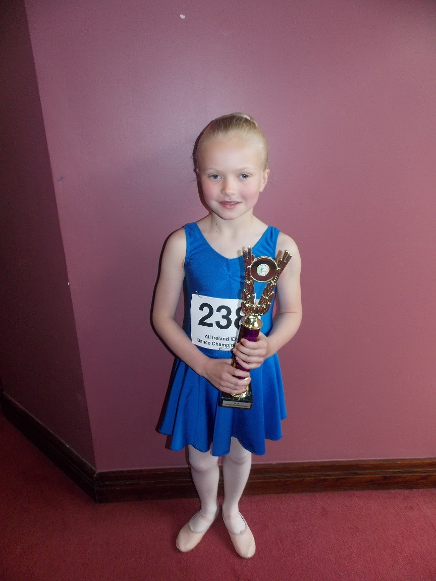 Our 2nd Place Junior Winner