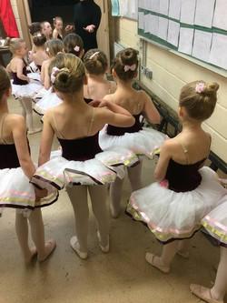 Talente Ballerinas