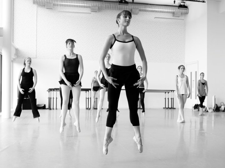 Rebecca FLynn - learning to fly in Allegro