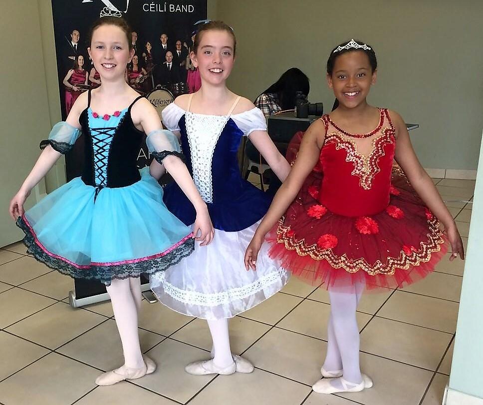 Solo Variation Dancers 2015