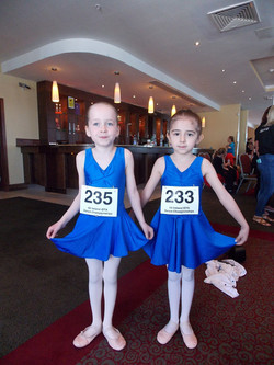 Our Star Section Dancers