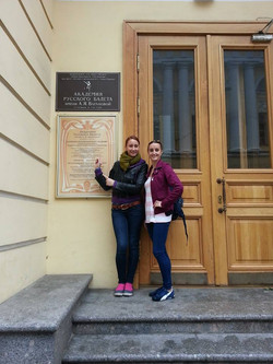 Visiting the Vaganova School