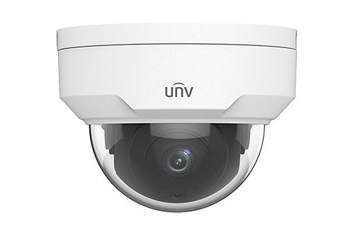 5MP Vandal-resistant Network IR Fixed Dome Camera