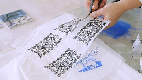 9.2. De zelfgemaakte zijdecal aanbrengen