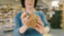 Leer keramiek draaien: Françoise Busin maakt een tas in keramiek