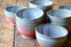 Leer keramiek draaien: Handgedraaid keramiek