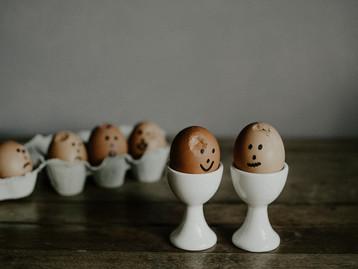 Het eierdopje