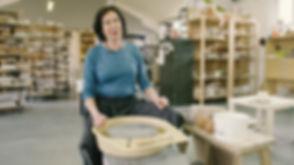 Leer keramiek draaien: Françoise Busin in haar atelier