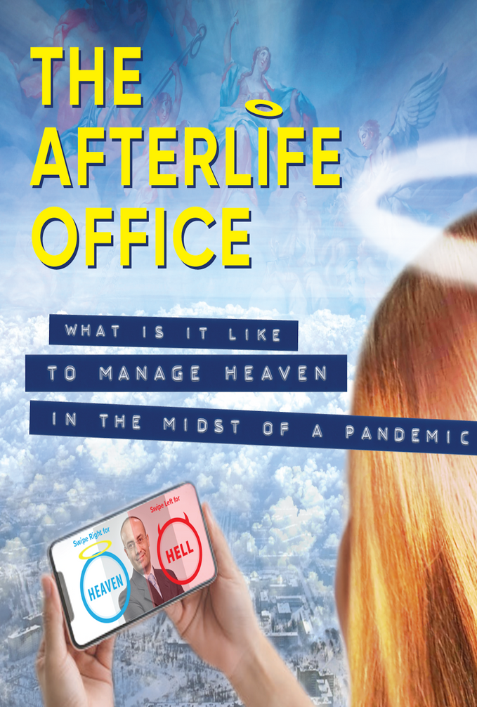 The Afterlife Office: An Original Quarantine Biblical Dark Comedy Web Series (2021)