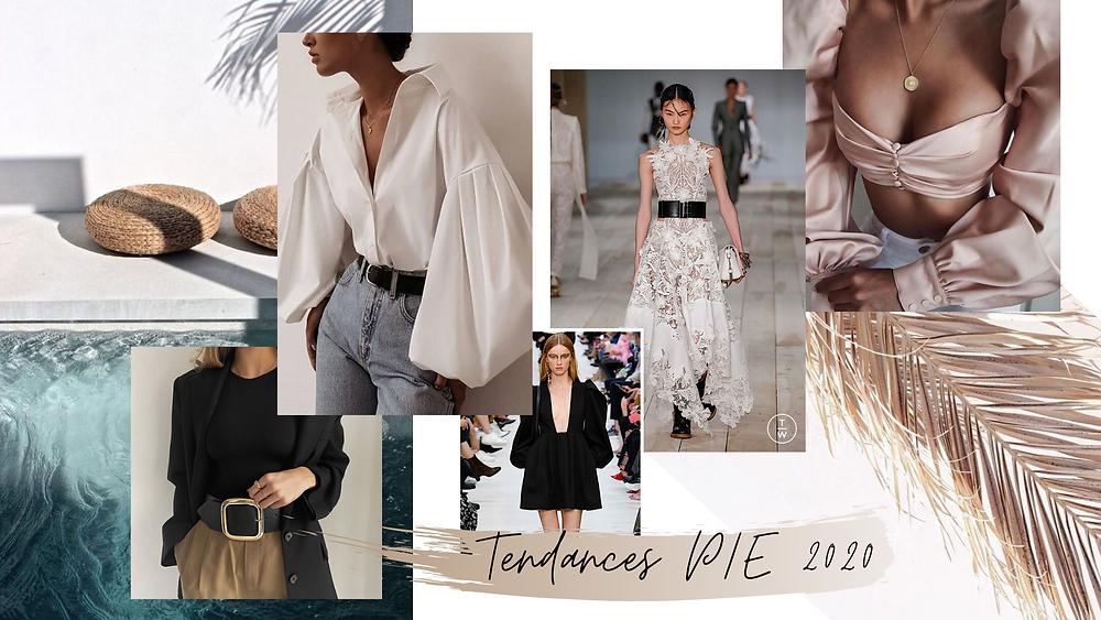 les tendances mode printemps été 2020