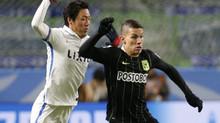 Sorpresa en Osaka: Kashima golea a Atlético Nacional