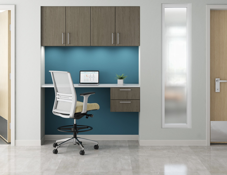 healthcare casework furniture for health