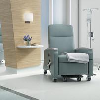 healthcare recliner for patient rooms ex