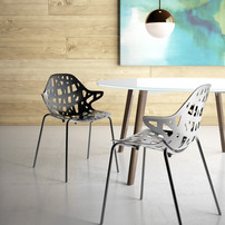 Kimball Lusso Chair Side Chair for Offic