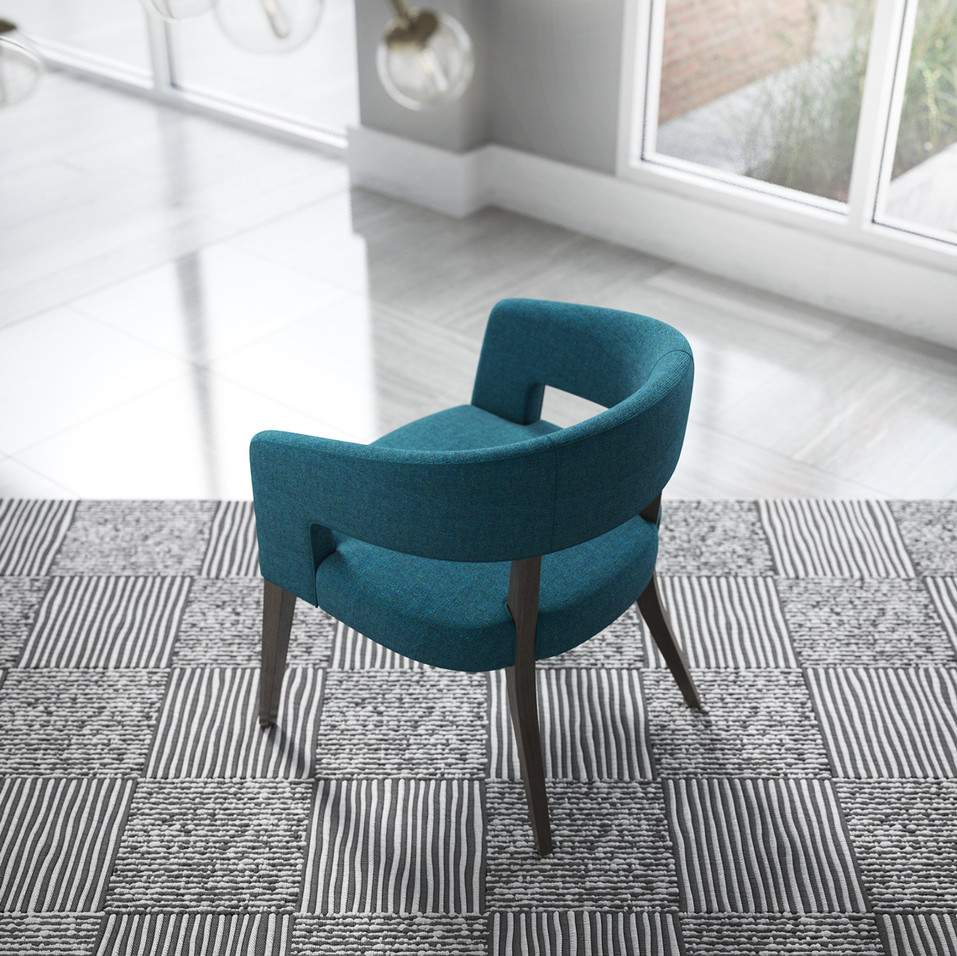 Kimball nash chair for commercial envion