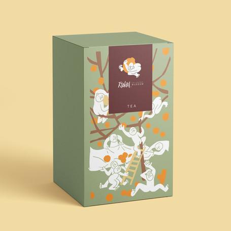 Lee Jung Seob Museum | Packaging