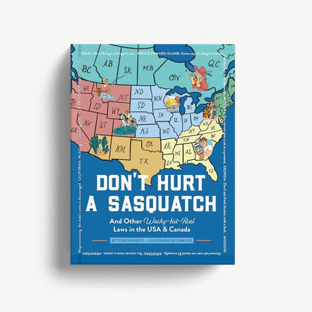 Don't Hurt A Sasquatch