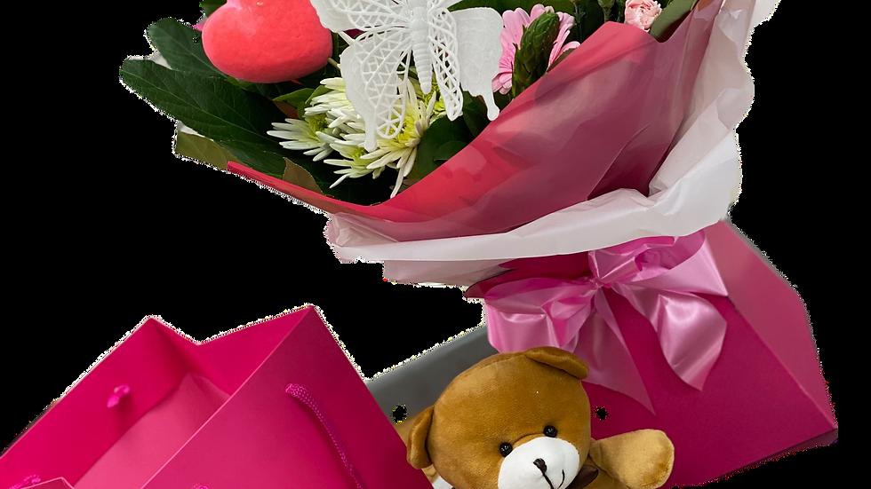 Mumma Bear bouquet