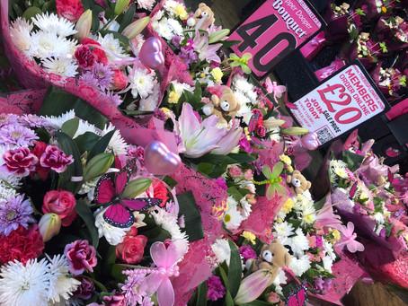 £20 OFF Elite Bouquets