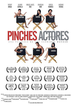 PINCHES ACTORES