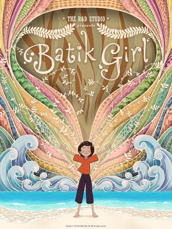 Batik Girl