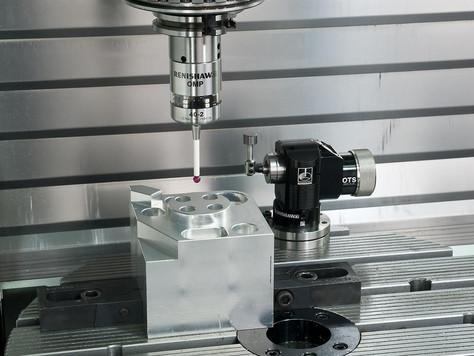 3D-MESSTASTER FÜR CNC-FRÄSMASCHINEN