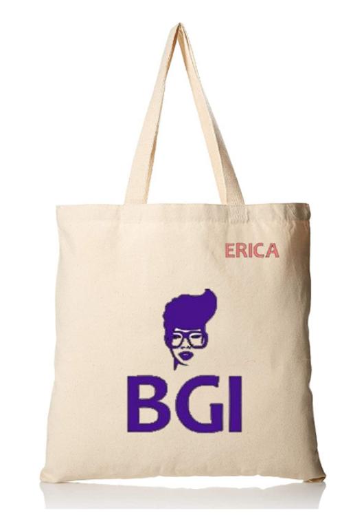 BGI Logo Tote Bag