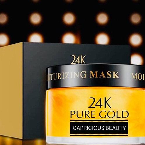 Masque 24 K pure Gold - clarifiant et rajeunissant