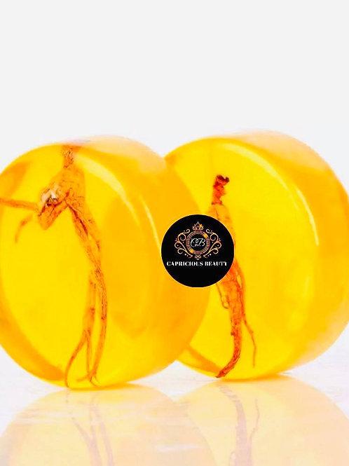 Le savon24 K Or- Teint lumineux