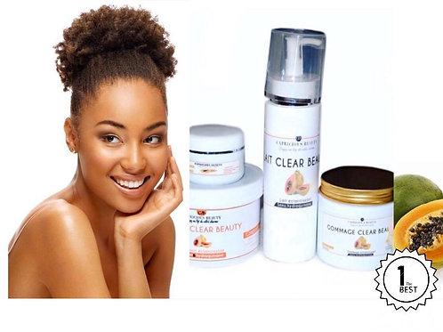 Clear Beauty range - Clear natural shine