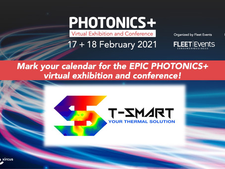 Join T-SMART at Photonics+