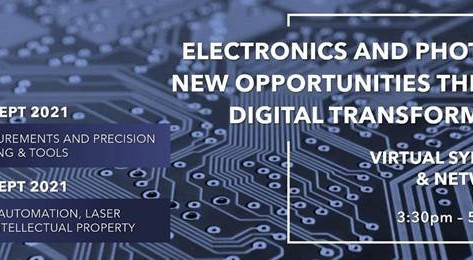 We are excited to participate in Electronics And Photonics Virtual Symposium!