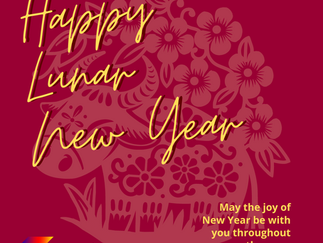 Lunar New Year 2021 Holiday Notice