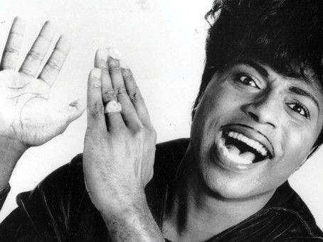 Lgmusicpub acquires global publishing rights to the Little Richard catalogue