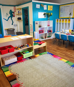 Alki Classroom