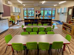 Early Preschoolers Classroom