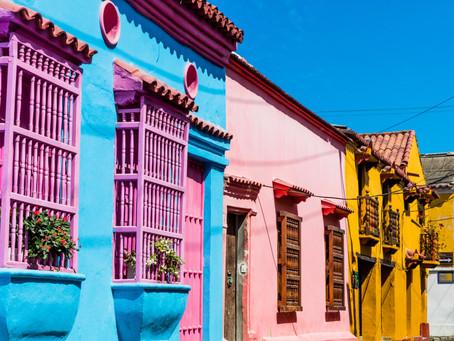 Un colorido recorrido por las callejuelas de Getsemaní