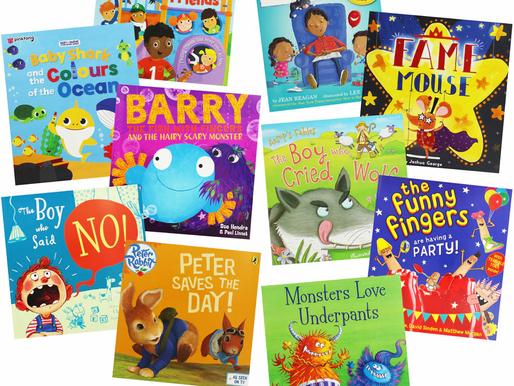 Reading challenge for children throughout winter